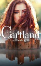 37. Leccio?n de Amor (ebook)