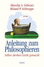 Anleitung zum Philosophieren (ebook)