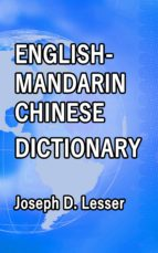 ENGLISH / MANDARIN CHINESE DICTIONARY