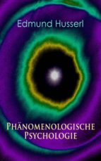 Phänomenologische Psychologie (ebook)