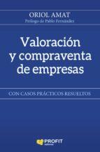 Valoración y compraventa de empresas