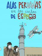 Alas peruanas en los cielos de España (ebook)