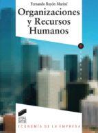 ORGANIZACIONES Y RECURSOS HUMANOS