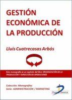 Gestión económica de la producción (ebook)