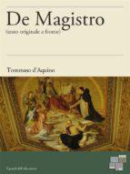 De Magistro (ebook)