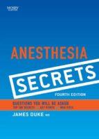 Anesthesia Secrets E-Book (ebook)