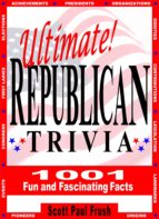 Ultimate Republican Trivia (ebook)