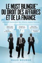 Le must bilingue du droit des affaires et de la finance (ebook)