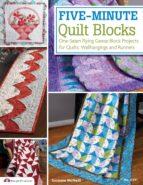 Five-Minute Quilt Blocks (ebook)