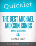 Quicklet on The Best Michael Jackson Songs (ebook)