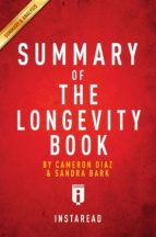 Summary of The Longevity Book (ebook)