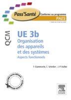 UE 3b - Organisation des appareils et des systèmes - QCM (ebook)