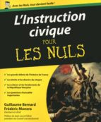 L'INSTRUCTION CIVIQUE POUR LES NULS