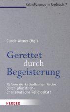 GERETTET DURCH BEGEISTERUNG