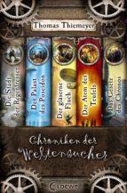 Chroniken der Weltensucher - Die komplette Reihe (ebook)