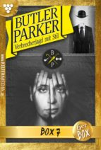BUTLER PARKER JUBILÄUMSBOX 7 - KRIMINALROMAN