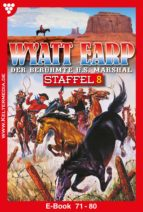 Wyatt Earp Staffel 8 – Western (ebook)