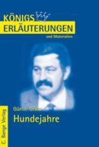 Hundejahre von Günter Grass. Textanalyse und Interpretation. (ebook)