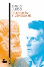Filosofía y lenguaje (ebook)