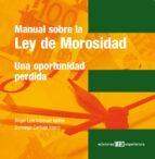 Manual sobre la Ley de Morosidad (ebook)