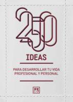 250 ideas (ebook)