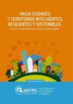 Hacia ciudades y territorios inteligentes, resilientes y sostenibles (ebook)