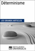 Déterminisme (ebook)