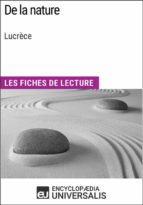 De la nature de Lucrèce (ebook)