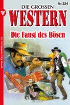 Die großen Western 224 (ebook)