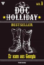 Doc Holliday Bestseller 1 – Western (ebook)
