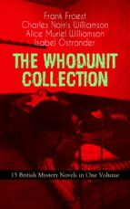THE WHODUNIT COLLECTION - 15 British Mystery Novels in One Volume (ebook)