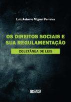 Os direitos sociais e sua regulamentação (ebook)
