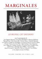 Le peuple, cet inconnu (ebook)