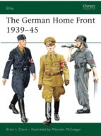 The German Home Front 1939-45  (ebook)