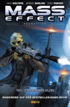 Mass Effect Band 7 - Foundation 3 - Shepards Klon (ebook)