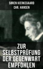 Zur Selbstprüfung der Gegenwart empfohlen (ebook)