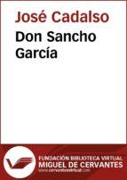 Don Sancho García (ebook)