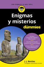 Enigmas y misterios para Dummies (ebook)