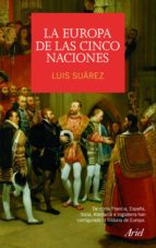 La Europa de las cinco naciones (ebook)