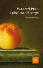 LA BELLESA DEL TEMPS