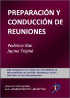 Preparación y conducción de reuniones (ebook)