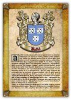 Apellido Buldó / Origen, Historia y Heráldica de los linajes y apellidos españoles e hispanoamericanos