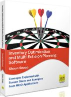 INVENTORY OPTIMIZATION AND MULT-ECHELON PLANNING SOFTWARE