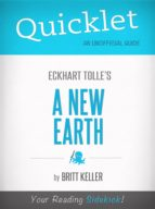 Quicklet On A New Earth By Eckhart Tolle (ebook)