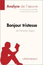 Bonjour tristesse de Françoise Sagan (Fiche de lecture) (ebook)