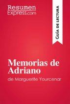 Memorias de Adriano de Marguerite Yourcenar (Guía de lectura) (ebook)