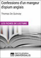 Confessions d'un mangeur d'opium anglais de Thomas De Quincey (ebook)