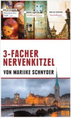 Krimipaket Schnyder (ebook)