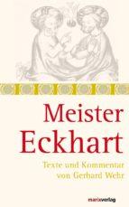 Meister Eckhart (ebook)