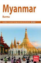 Nelles Guide Reiseführer Myanmar (ebook)